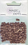 Magic Dots Flower Gold