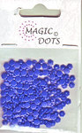 Magic Dots Flower Blue