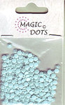 magic Dots Flower Light Blue