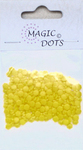 Magic Dots Flower Yellow